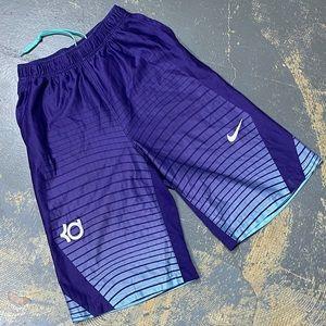 Nike Kevin Durant Basketball Shorts 622129-385 Sm